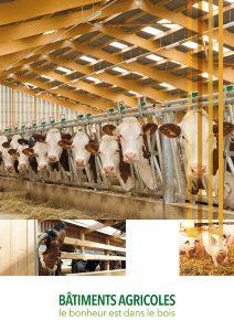 bâtiment agricole en bois
